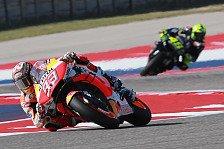 MotoGP Austin 2019: Heftige Kritik über Zustand der Strecke