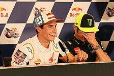 MotoGP - Marc Marquez krank in Pressekonferenz: Alles Taktik!