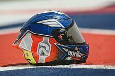 MotoGP: Andrea Iannone in Austin als Captain America unterwegs