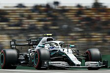 Formel 1, China: Bottas holt Pole nach Showdown gegen Hamilton
