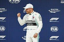 Formel 1 China 2019 LIVE: Bottas auf Pole. Alle Infos im Ticker