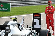 Formel 1 Favoritencheck China: Mercedes mit Super-Partymode?