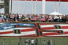 MotoGP: Nicky Haydens Nummer 69 in Austin verabschiedet