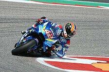 MotoGP Austin 2019: Marquez stürzt in Führung, Alex Rins siegt!