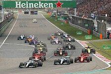 Formel 1 Kalender 2021: Darum ist heute kein Rennen