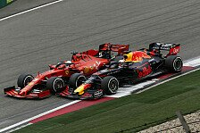 Formel 1 China, Verstappen vs. Vettel 2.0: Harter Fight voll ok