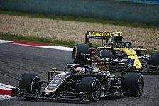 Formel 1 China 2019: Haas sucht nach Rennpace