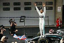 Formel 1 - Hamilton: Musste für China-Sieg meine Natur ändern