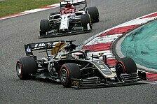 Formel 1 2019 China GP, Das Rennen kompakt: Team für Team