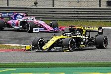 Formel 1 China 2019: Himmel und Hölle für Renault