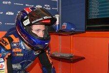Moto2: Philipp Öttl verpasst auch Sachsenring nach Sturz