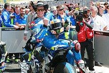 MotoGP - Rins nach Austin-Sieg hungrig: Formkurve beibehalten