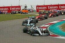 Formel 1 in China: Das Quiz zum Nicht-Rennen in Shanghai