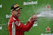 Formel 1 Österreich 2020: So läuft die Corona-Siegerehrung