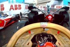 Formel E in Rom: Ewige Unfall-Unterbrechung sorgt für Ärger