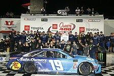 NASCAR - Bilder: Toyota Owners 400 - Rennen 9