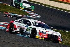 DTM Hockenheim: Rast-Wahnsinn bei Audis Dreifachsieg