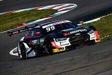 DTM-Test Lausitzring: Audi wieder vorne - BMW mit Problemen