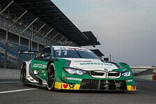 DTM Hockenheim: Wittmann auf Pole - Aston Martin in Top-3