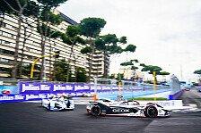 Formel-E-Kalender 2021: Rom und Valencia werden Double-Header