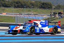 ELMS, Paul Ricard: Ex-F1-Pilot Panis von Binder beeindruckt