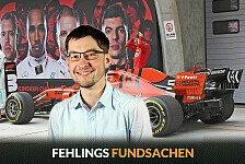Fehlings Fundsachen: Vettel & Co verzweifeln an Hamilton