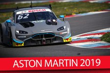 DTM - Video: Welche Chancen hat Aston Martin in der DTM 2019?