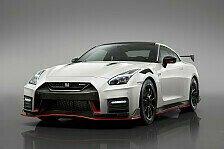 Nissan zeigt neuen GT-R Nismo auf der New York Autoshow