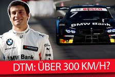DTM - Video: Neue DTM: mehr als 300 km/h? - Bruno Spengler im Interview