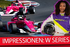 W Series - Video: Interview: Erste Impressionen von der W Series 2019