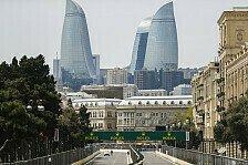 Formel 1, Baku GP: Region profitiert mit 506 Millionen Dollar