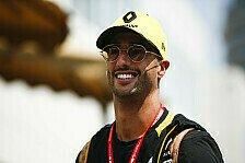 Formel 1, Ricciardo will Renault-Podest: Wie Baku-Legende Perez