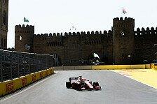 Formel 2 Baku: Mick Schumacher fällt aus, Chaos in SC-Phase