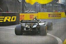 Formel 1 Baku - Renault & Haas scheitern im Qualifying: Schock!