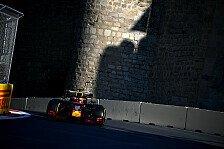 Formel 1, Baku: Verstappen trauert Pole-Chance nach, Gasly DSQ