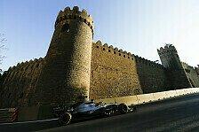 Formel 1 Baku 2019: Live-Ticker-Nachlese vom Freitag
