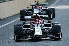 Formel 1 2019 Baku, Qualifikation kompakt beim Aserbaidschan GP