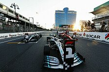 Formel-1-Favoritencheck Baku: Mercedes, Ferrari oder Red Bull?