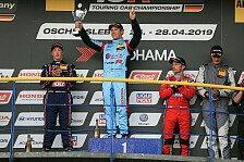 ADAC TCR Germany - Halder gewinnt Saisonauftakt im Honda