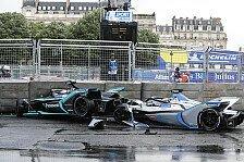 Formel E nach erstem Regen-Rennen: Es ging nur ums Überleben