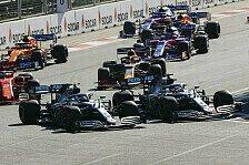 Formel 1, Hamilton in Baku 'zu nett': Kampfansage an Bottas