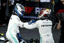 Bottas-Stärke als Gefahr für Mercedes: Wie Hamilton vs Rosberg?