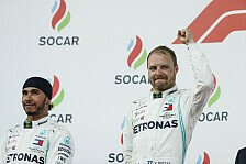 Formel-1-Pressestimmen Baku: Bottas kein Hamilton-Knecht mehr