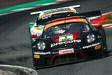 Porsche-Sieg durch Renauer und Preining im Sonntagsrennen