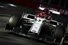 Formel 1, Räikkönen: Alfa Romeo kannte Flügel-Problem vor Baku
