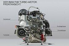 DTM 2019: BMW Turbo-Motor von allen Seiten erklärt