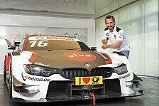 DTM - Video: DTM Homestory: BMW-Pilot Timo Glock im privaten Verhör