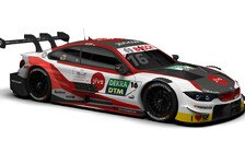 Timo Glocks DTM-Auto 2019: Komplett neues BMW-Design