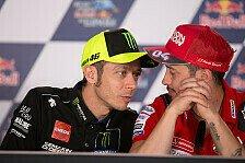 MotoGP - Dovizioso statt Rossi zu Petronas? Teamchef dementiert