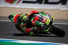 Andrea Iannone für MotoGP-Rennen in Le Mans fit erklärt